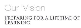 Quabbin Vision Statement - Preparing for a Lifetime of Learning