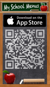 iTunes Chalkboard with QR Code