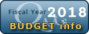 Fiscal Year 2018 Budget info